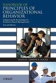 Handbook of Principles of Organizational Behavior (eBook, ePUB)