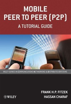 Mobile Peer to Peer (P2P) (eBook, PDF)