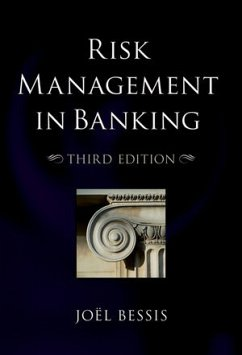 Risk Management in Banking (eBook, ePUB) - Bessis, Joël