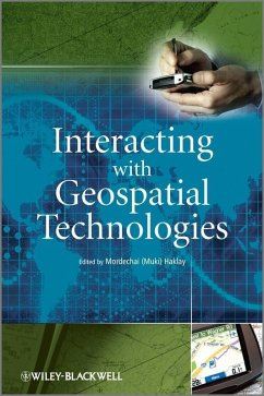 Interacting with Geospatial Technologies (eBook, PDF)