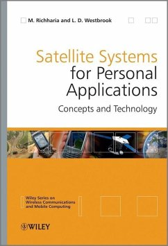 Satellite Systems for Personal Applications (eBook, PDF) - Richharia, Madhavendra; Westbrook, Leslie David