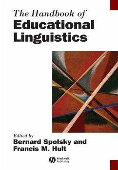 The Handbook of Educational Linguistics (eBook, PDF)