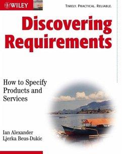 Discovering Requirements (eBook, PDF) - Alexander, Ian; Beus-Dukic, Ljerka