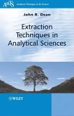 Extraction Techniques in Analytical Sciences (eBook, PDF)