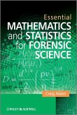 Essential Mathematics and Statistics for Forensic Science (eBook, PDF)