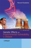 Genetic Effects on Environmental Vulnerability to Disease (eBook, PDF)