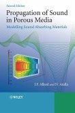 Propagation of Sound in Porous Media (eBook, PDF)