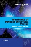 Mechanics of Optimal Structural Design (eBook, PDF)