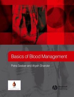Basics of Blood Management (eBook, PDF) - Seeber, Petra; Shander, Aryeh