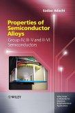 Properties of Semiconductor Alloys (eBook, PDF)