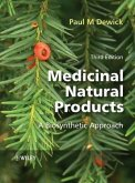 Medicinal Natural Products (eBook, PDF)