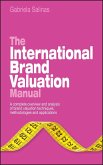 The International Brand Valuation Manual (eBook, PDF)