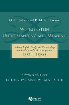 Wittgenstein (eBook, PDF) - Baker, G. P.; Hacker, P. M. S.