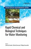 Rapid Chemical and Biological Techniques for Water Monitoring (eBook, PDF)