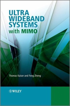 Ultra Wideband Systems with MIMO (eBook, PDF) - Kaiser, Thomas; Zheng, Feng