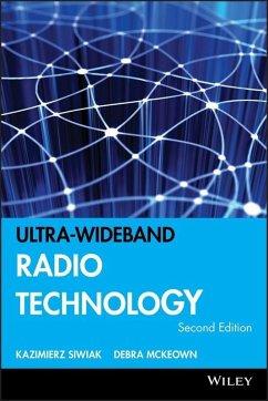 Ultra-wideband Radio Technology (eBook, PDF) - Siwiak, Kazimierz; Mckeown, Debra