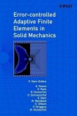 Error-controlled Adaptive Finite Elements in Solid Mechanics (eBook, PDF)