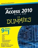 Access 2010 All-in-One For Dummies (eBook, ePUB)