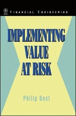 Implementing Value at Risk (eBook, PDF) - Best, Philip