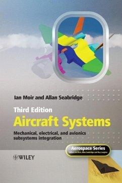 Aircraft Systems (eBook, PDF) - Moir, Ian; Seabridge, Allan