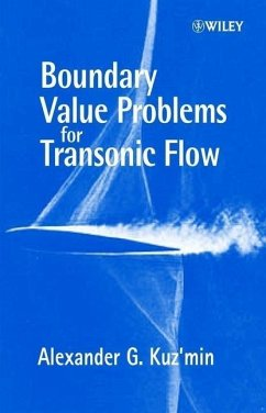 Boundary Value Problems for Transonic Flow (eBook, PDF) - Kuz'Min, Alexander G.