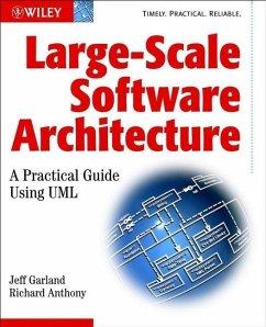Large-Scale Software Architecture (eBook, PDF) - Garland, Jeff; Anthony, Richard