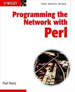Programming the Network with Perl (eBook, PDF) - Barry, Paul