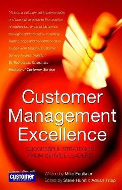 Customer Management Excellence (eBook, PDF) - Faulkner, Mike