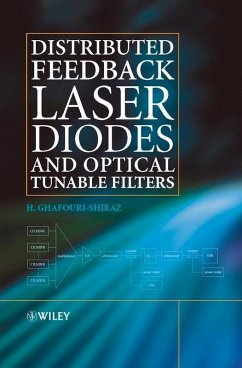 Distributed Feedback Laser Diodes and Optical Tunable Filters (eBook, PDF) - Ghafouri-Shiraz, H.