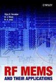 RF MEMS and Their Applications (eBook, PDF)