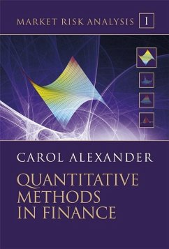Market Risk Analysis, Volume I, Quantitative Methods in Finance (eBook, PDF) - Alexander, Carol