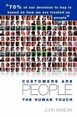 Customers Are People ... The Human Touch (eBook, PDF)