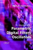 An Introduction to Parametric Digital Filters and Oscillators (eBook, PDF)