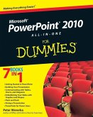 PowerPoint 2010 All-in-One For Dummies (eBook, PDF)