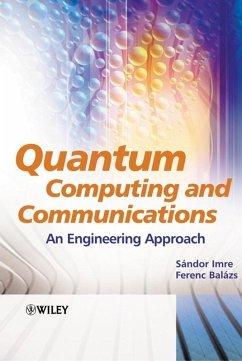 Quantum Computing and Communications (eBook, PDF) - Imre, Sandor; Balazs, Ferenc
