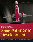 Professional SharePoint 2010 Development (eBook, ePUB)