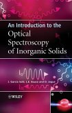 An Introduction to the Optical Spectroscopy of Inorganic Solids (eBook, PDF)
