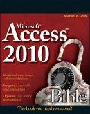 Access 2010 Bible (eBook, ePUB)