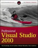 Professional Visual Studio 2010 (eBook, PDF)