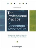 The Professional Practice of Landscape Architecture (eBook, ePUB)
