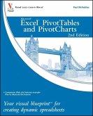 Excel PivotTables and PivotCharts (eBook, PDF)
