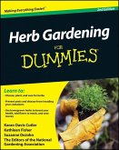 Herb Gardening For Dummies (eBook, PDF)