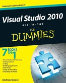 Visual Studio 2010 All-in-One For Dummies (eBook, PDF)