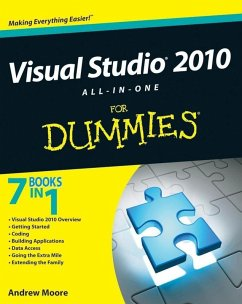 Visual Studio 2010 All-in-One For Dummies (eBook, PDF) - Moore, Andrew