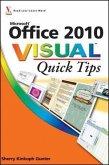 Office 2010 Visual Quick Tips (eBook, PDF)