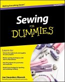 Sewing For Dummies (eBook, PDF)