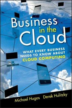 Business in the Cloud (eBook, ePUB) - Hugos, Michael H.; Hulitzky, Derek