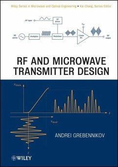 RF and Microwave Transmitter Design (eBook, PDF) - Grebennikov, Andrei