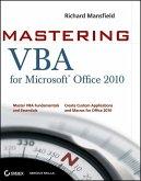 Mastering VBA for Office 2010 (eBook, PDF)