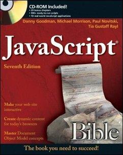 JavaScript Bible (eBook, PDF) - Goodman, Danny; Morrison, Michael; Novitski, Paul; Gustaff Rayl, Cynthia